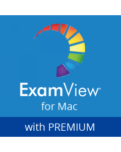 ExamView with Premium Mac (not compatible with OS 10.15)
